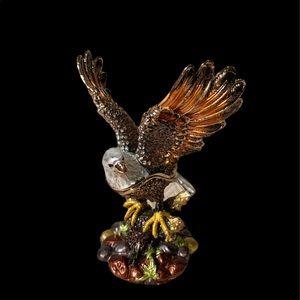 Eagle trinket box